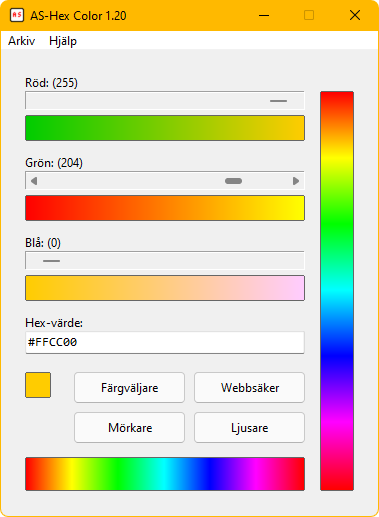 AS-Hex Color 1.20